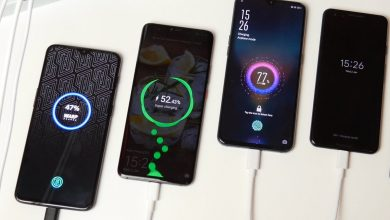 fast charging speed test