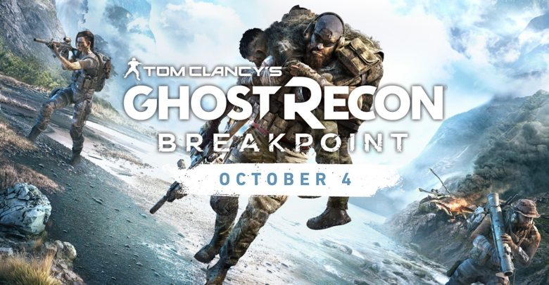 Ghost Recon Breakpoint Poster