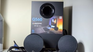 logitech g560 review