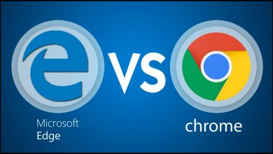 Microsoft Edge Vs. Google Chrome