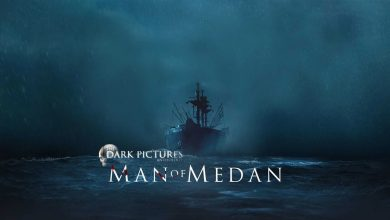 Man Of Medan Cover